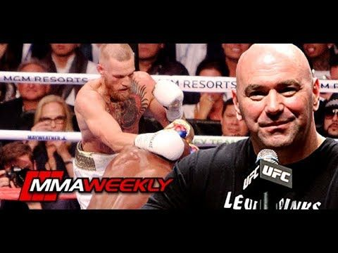 MMA Dana White: Conor McGregor Silenced the Critics... Max Kellerman MIA