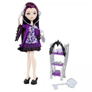 Ever After High Getting Fairest Raven Queen