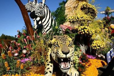 Rose Bowl Parade Pasadena, CA