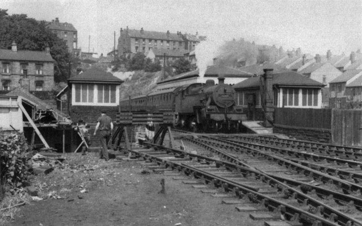 Lockwood station 29th June 1958.
