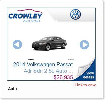Adacado Crowley Auto ad