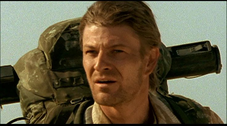 Sean Bean Daily - Bravo Two Zero: Pic Spam 4 aka The End