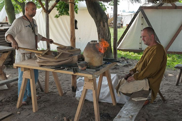 How to use viking pearl oven Warsztaty Wolin 2012, Poland