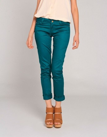 Slack Jeans in teal: In Love, Idea, Color, Jeans Calzas Oxfords, Dresses, Slacks Jeans And, Leather Shoes, Clothing Fashion, Teal Jeans