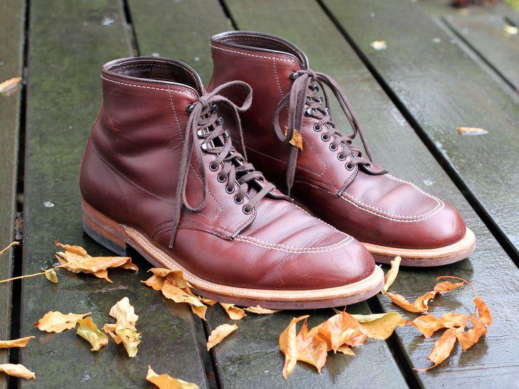Alden Indy Boot Tenuedenimes