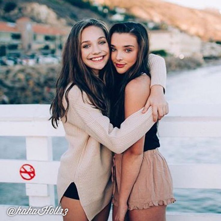 Added by #hahah0ll13 Dance Moms #MaddieZiegler and #KendallK