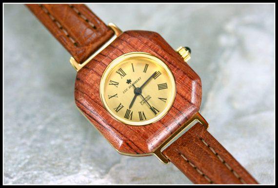 12 mm Bracelet montre en cuir véritable par HUMBERTcreations