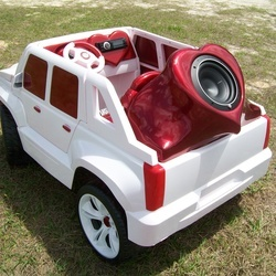 Pimped out Power Wheels