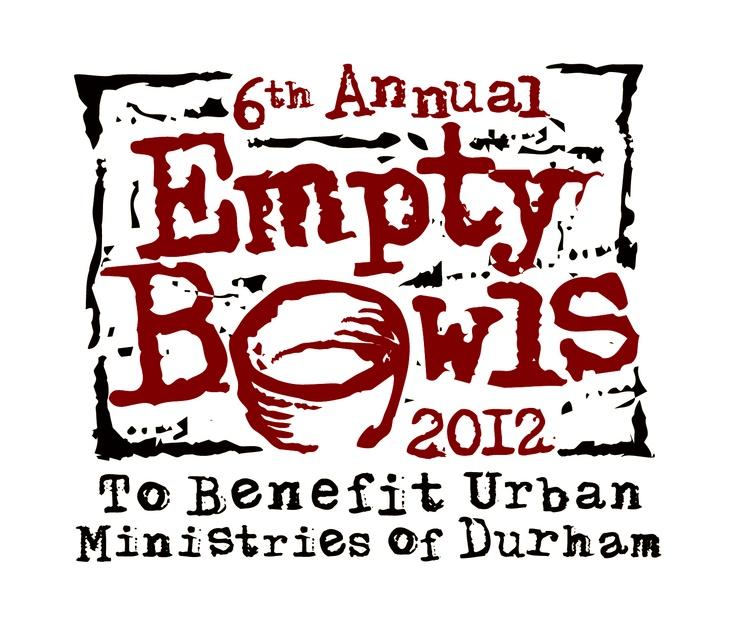 Urban Ministries of Durham, NC | Empty Bowls 2012 a successBowls 2012, Empty Bowls