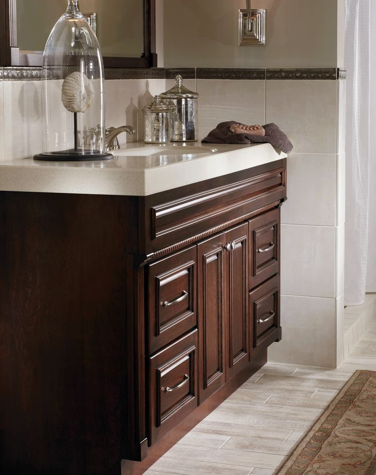 Bring luxury and elegance to your  bathroom with this traditional  vanity  featuring the Winthrop. 25 best Dream Bathroom images on Pinterest