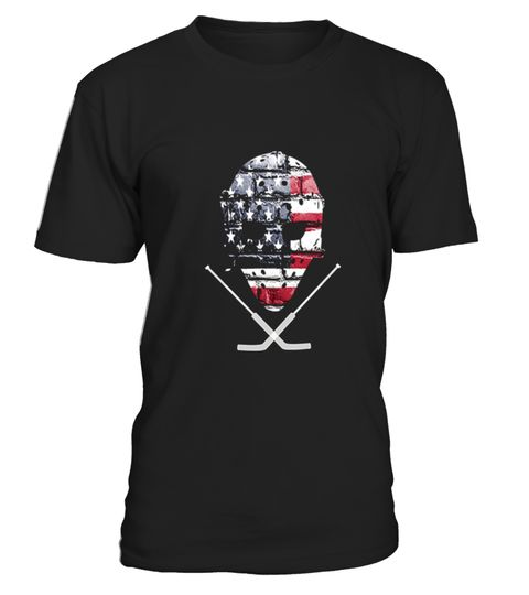 # American Hockey Goalie T-Shirt .  HOW TO ORDER:1. Select the style and color you want:2. Click Reserve it now3. Select size and quantity4. Enter shipping and billing information5. Done! Simple as that!TIPS: Buy 2 or more to save shipping cost!This is printable if you purchase only one piece. so dont worry, you will get yours.Guaranteed safe and secure checkout via:Paypal | VISA | MASTERCARDTag: hockey, Goalie, Goaltender, Goaltending, Ice Hockey, hockey stick, jersey, puck, tape, skates…