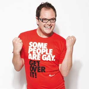 Alan Carr. I'm in loooooove with the Chatty Man!