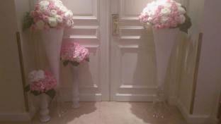 Compositions florales - Paris - Décoration professionnelle - gabrieldecor