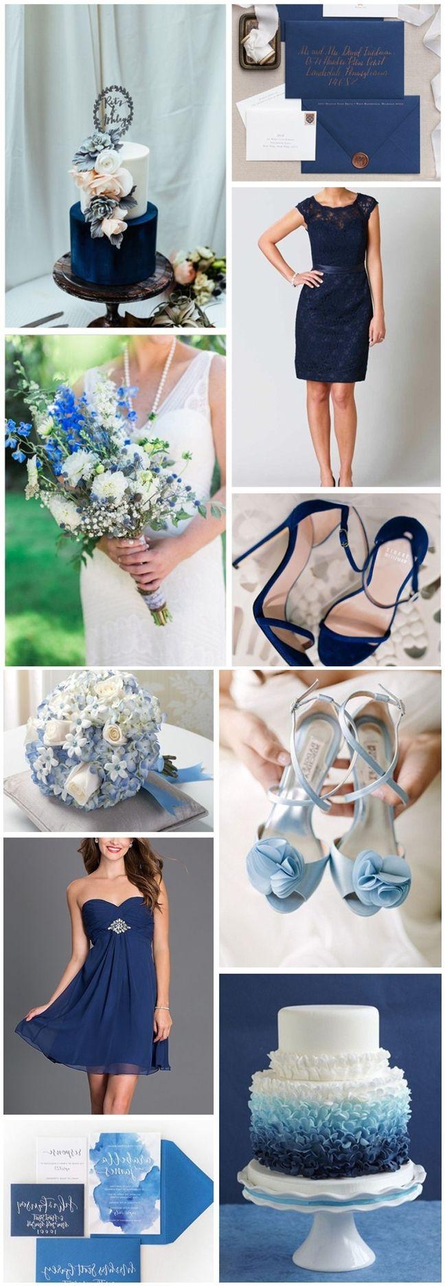 40+ Something Blue Wedding Ideas For Your Romantic Wedding