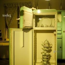 #toilet in #wonderland