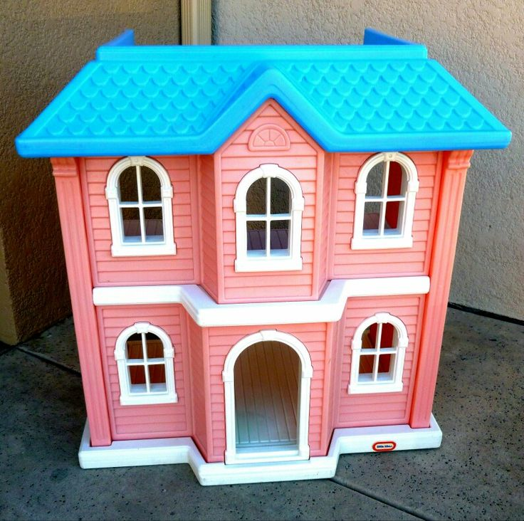 Little Tikes Doll House ~ Barbie Size