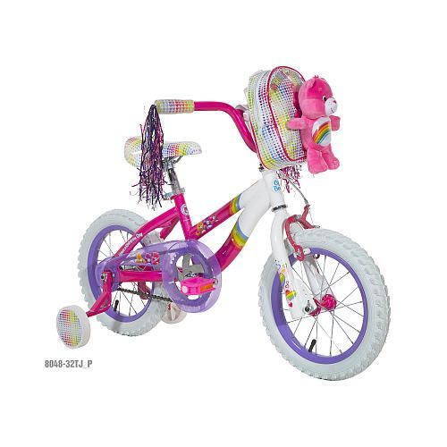 "Girls' 14 inch Care Bear Bike - Dynacraft - Toys ""R"" Us"