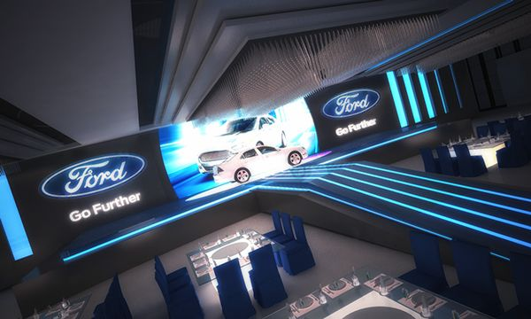 Ford fusion on Behance