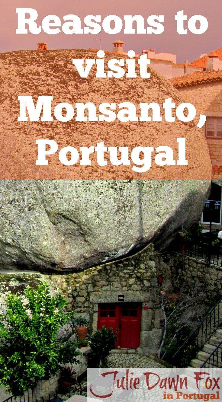 Reasons to visit Monsanto, Portugal
