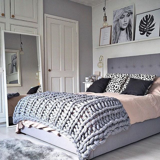 Can't get enough...the beautiful bedroom of @lustliving