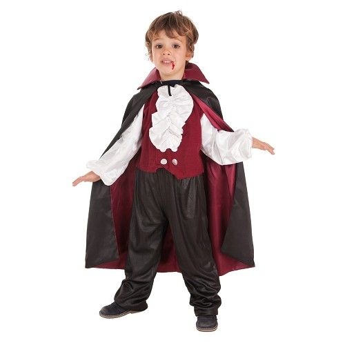 Disfraz Vampiro Draculin Infantil