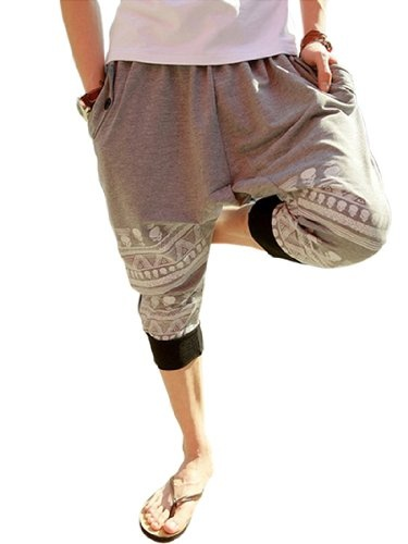 harem pants. Don't think I would ever wear them but they look super comfy.