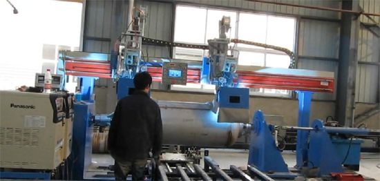 Know All About #Circumferential #Seam #Welding #Lathe....http://goo.gl/pGl8HY