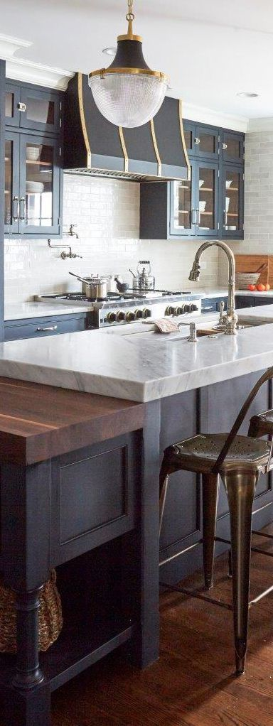 Rebekah Zaveloff | KitchenLab | Houzz Kitchen of the week for MasterChef Junior Winner | BlueStar Range.