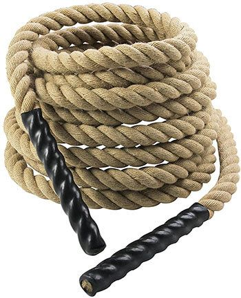 Gymenist Heavy Duty Workout Battle Rope