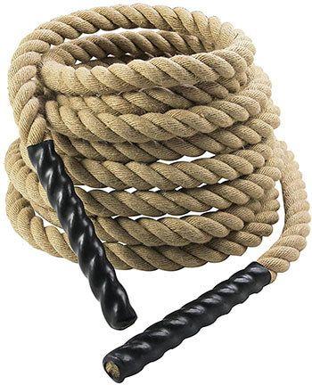 Gymenist Heavy Duty Workout Battle Rope