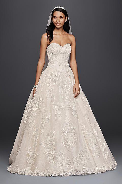 The 33 best Wedding: David\'s Bridal Dress Sale images on Pinterest ...