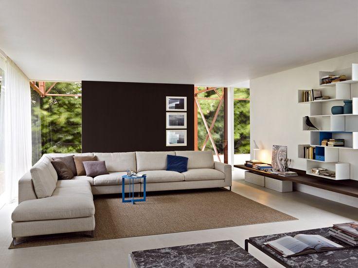 Corner Sofas: Set Portfolio [b] by Molteni&C