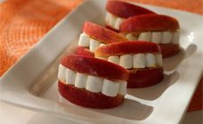 Halloween Teeth Recipe - Easy recipes