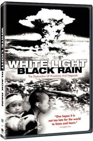 "White Light/Black Rain: The Destruction of Hiroshima and Nagasaki Documentary. Aug,6,1945,the world changed for ever when American forces dropped an atomic bomb on the Japanese city of Hiroshima,& 3 days later another similar bomb on Nagasaki.(Named ""Little Boy"",at 15 kilotons,and ""Fat Boy"",at 20 kilotons,are like air rifles compared to modern nuclear warheads of up to 50,000 kilotons.This DVD is but a small inkling to what on can expect today..Dear Lord what have we done?! csw)"
