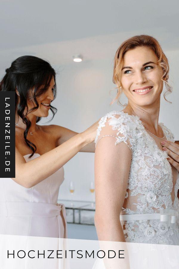 Brautmode & Hochzeitsmode | Brautmode, Spitzen hochzeiten ...
