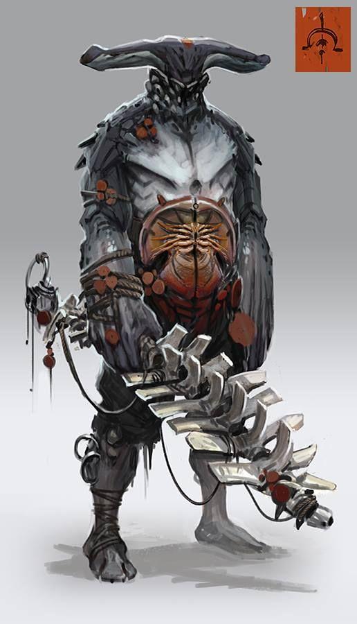 Fantasy Creature.