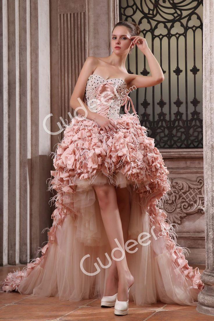 33 besten Luxury Dresses Bilder auf Pinterest | Hochzeitskleider ...