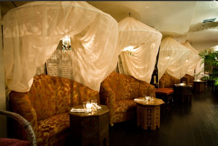 Top 10 recommended fun rests - casa la femme Moroccan rest, pictured - great atmosphere, good food. this spot has been around forever which is a testament considering how many fold.