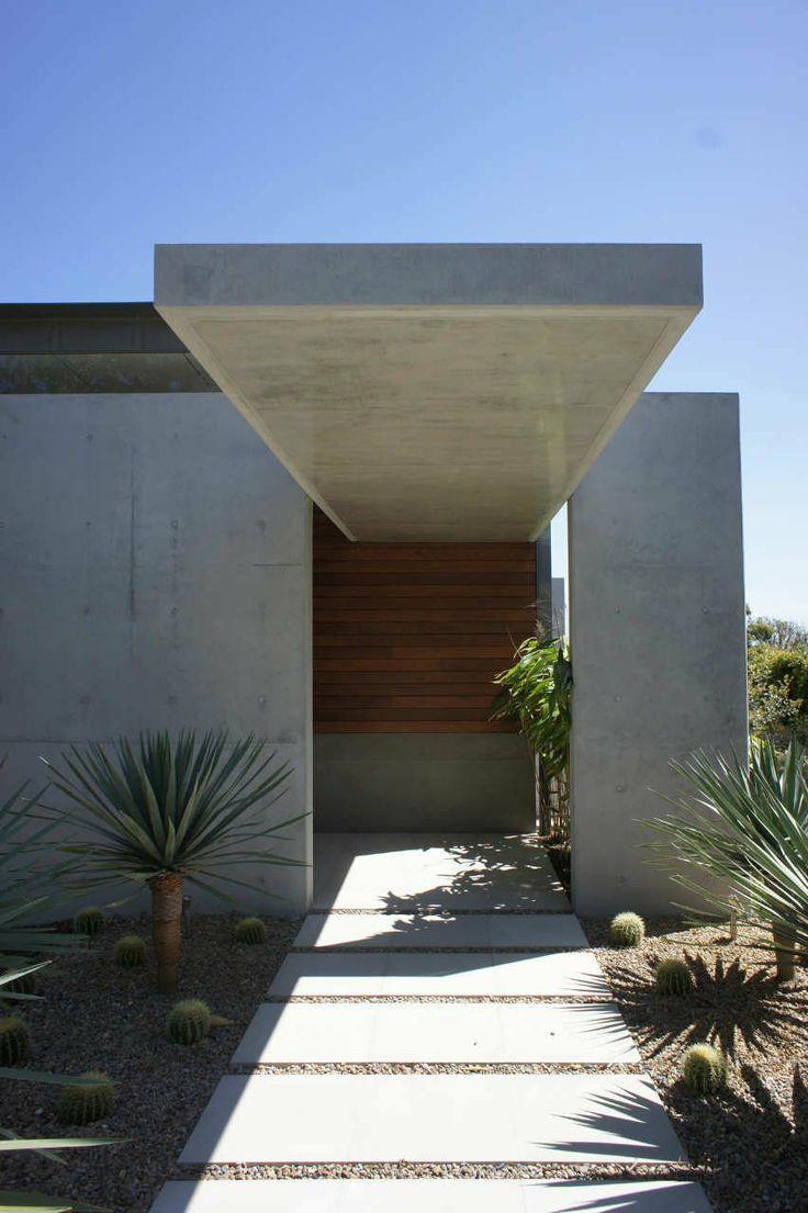 Hauseingang bass moderne häuser architektur design industriearchitektur betonarchitektur australian architektur futuristische architektur japanische