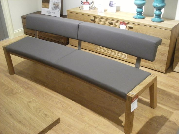 25+ best ideas about Dining bench with back on Pinterest | Dining ...