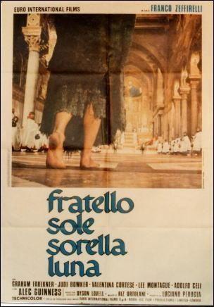 Hermano sol, hermana luna (1972) - FilmAffinity