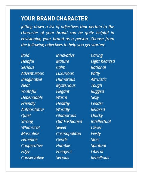 evolution of brand and brand personality marketing essay There is a significant and really important difference between brand identity and brand personality if you are marketing what is the difference between brand.