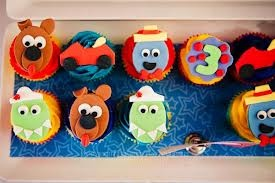 wiggles cupcakes - Google Search