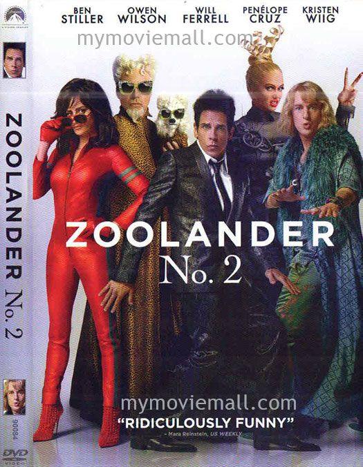 ZOOLANDER No. 2 ( DVD )