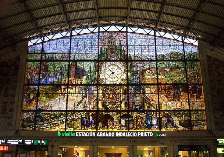 Bilbao Estacion de Abando | Zarateman / Wikimedia Commons