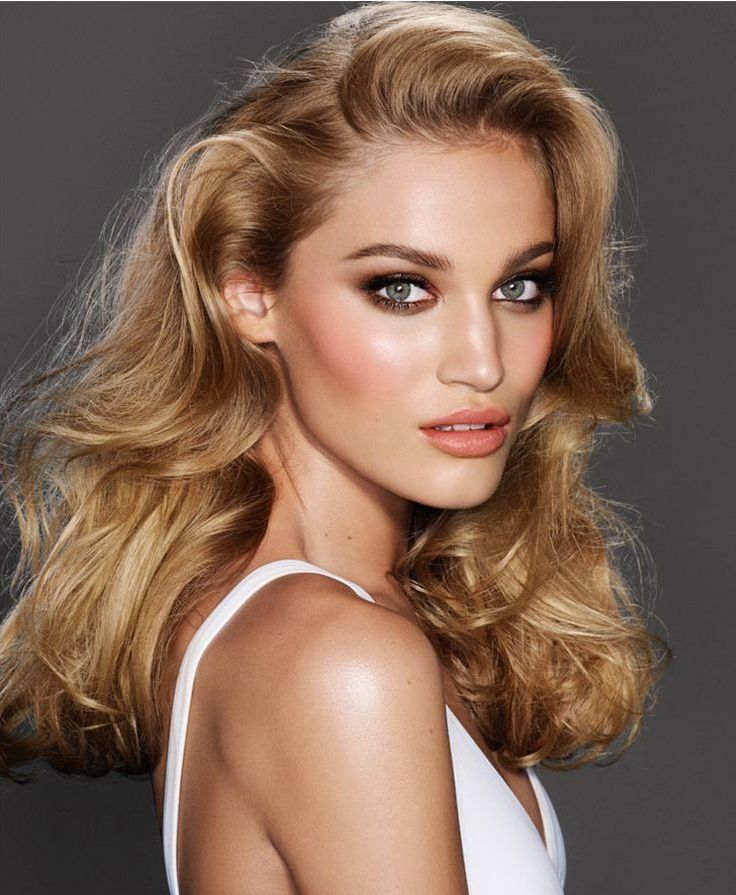 BRIDAL MAKEUP BY CHARLOTTE TILBURY from http://www.thebohemianwedding.com/blog/2015/9/3/10-incredible-bridal-makeup-looks #bridal #makeup