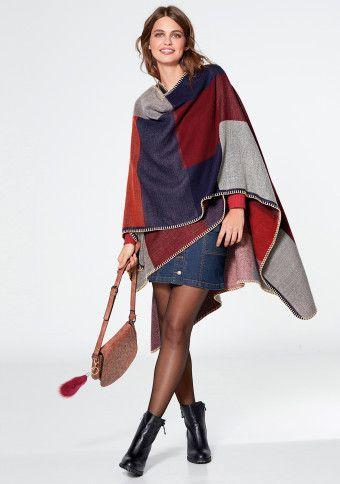 Kockovaný plášť #ModinoSK #modern