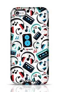 Music Lovers Apple iPhone 6 Plus Phone Case