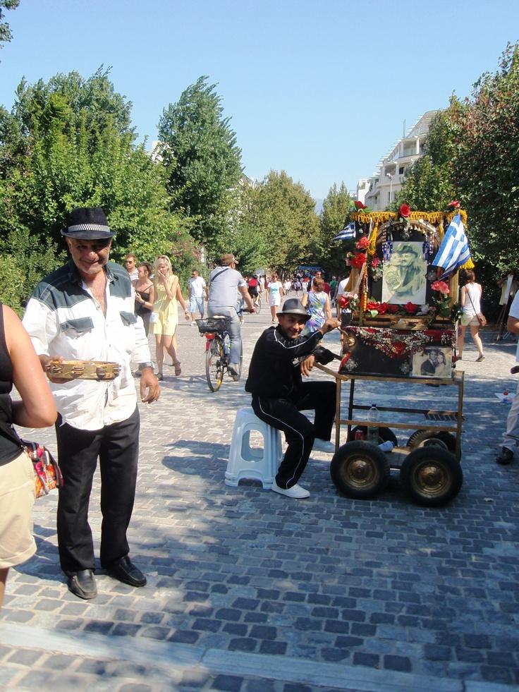 D. Areopagitou, Athens, #Hellas, 25.9.2012