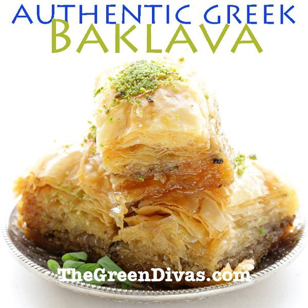 I have been craving this since I had it for the first time in Russia. I will be making this soon. Authentic Baklava Recipe from a Greek Green Diva